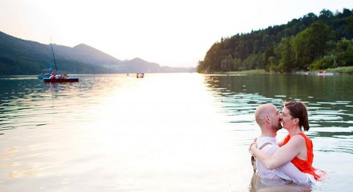 Verlobungsfotos in Fuschl am See ~ Caro & Philipp