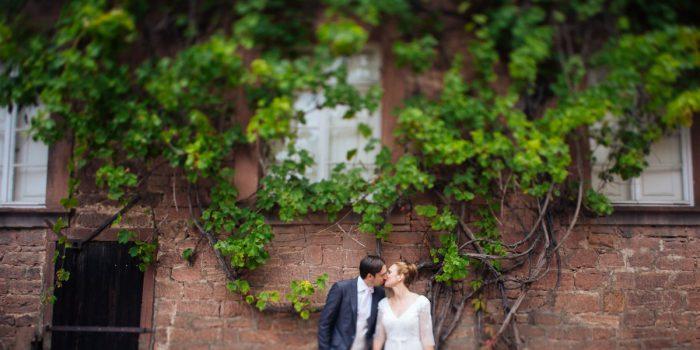Hochzeit im Fürstenhaus Amorbach