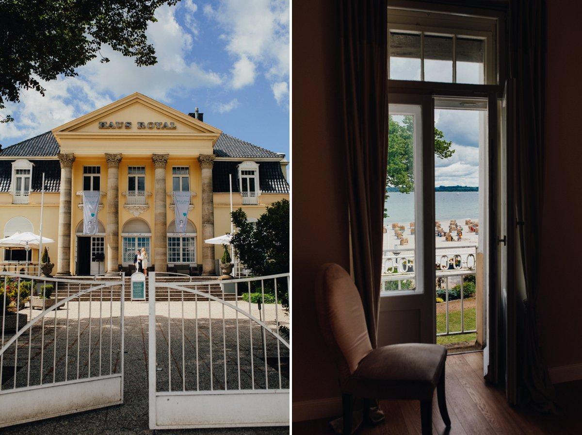 Hochzeit Villa Mare Travemuende 2