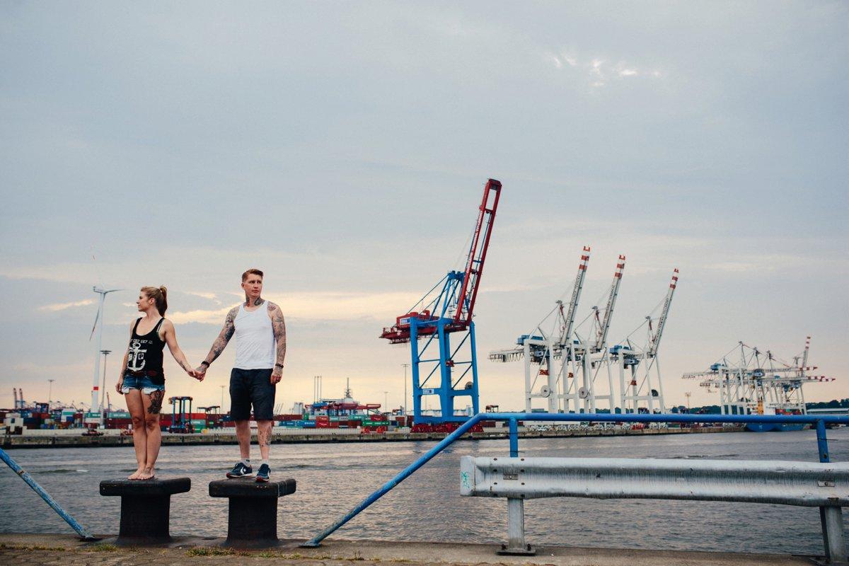Verlobungsfotos Hamburg Hafen 20
