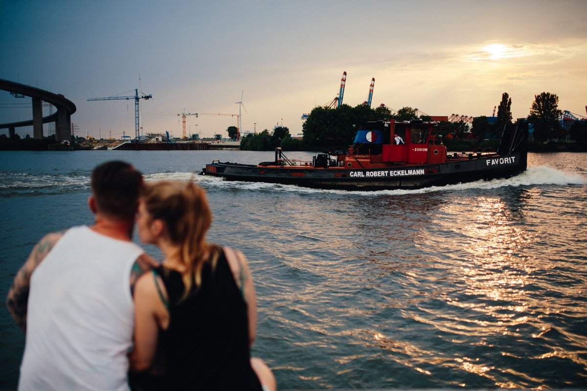 Verlobungsfotos Hamburg Hafen 24