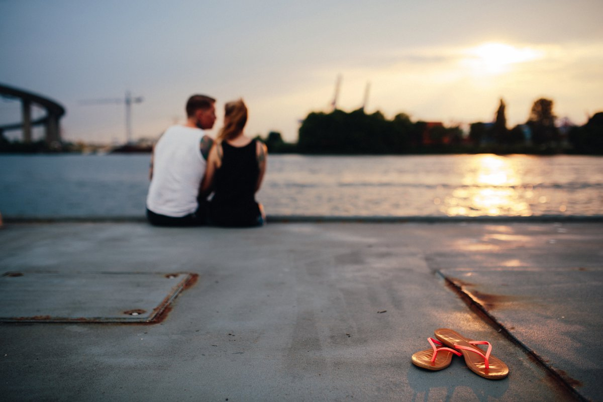 Verlobungsfotos Hamburg Hafen 26