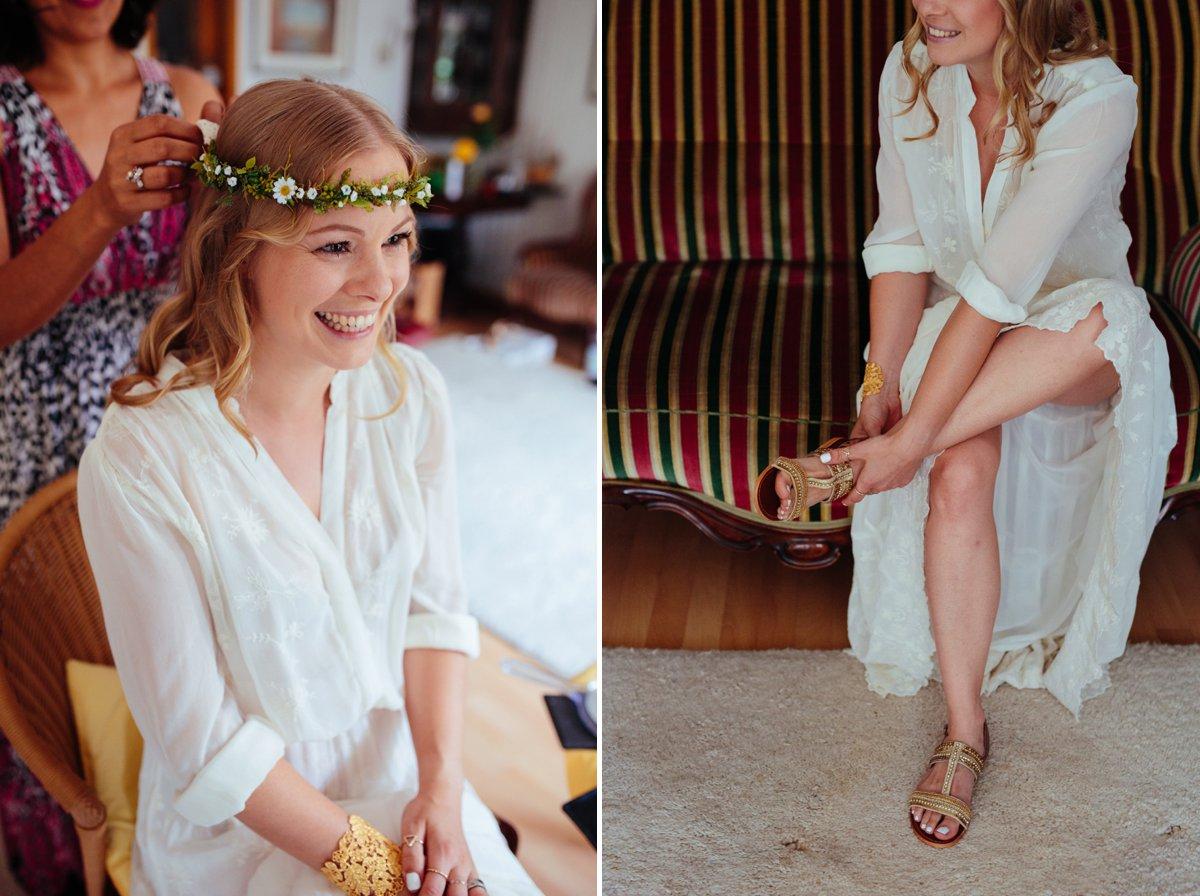 Boho Hippie Hochzeit Bremerhaven 10