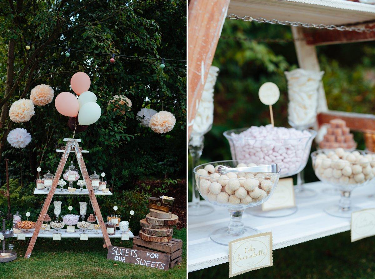 Boho Hippie Hochzeit Im Eigenen Garten Pink Pixel Photography