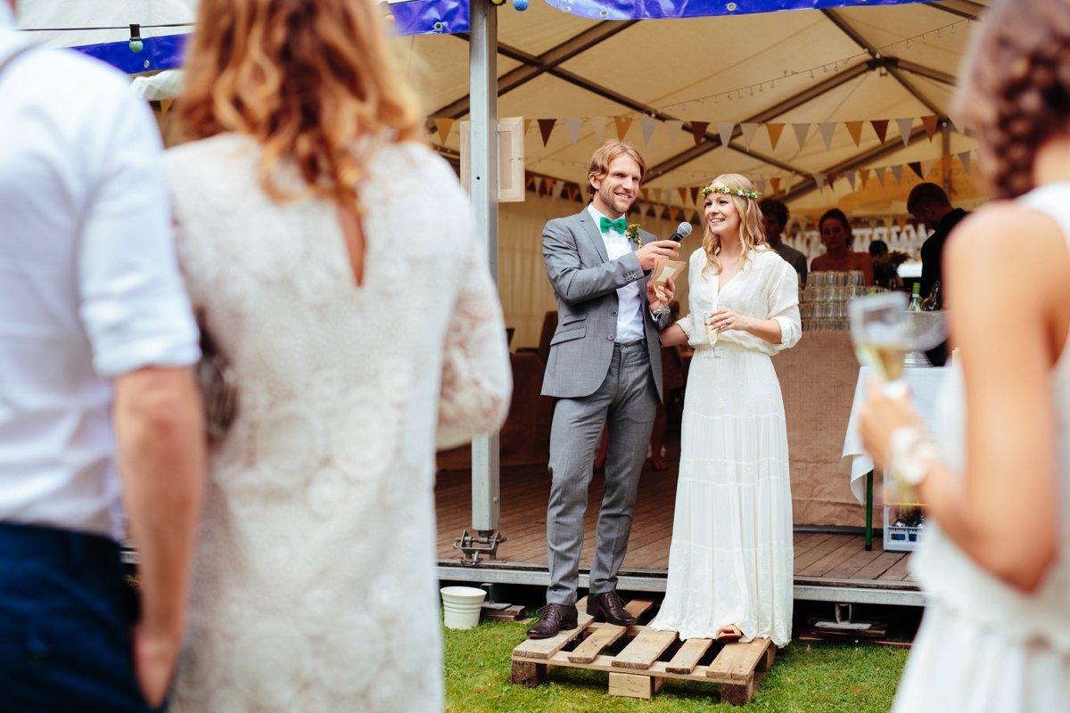 Boho Hippie Hochzeit Bremerhaven 29