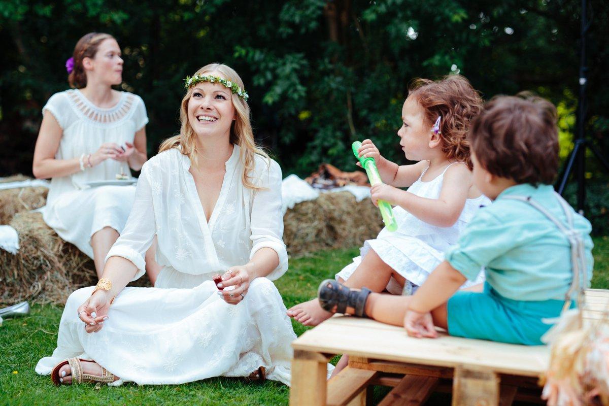 Boho Hippie Hochzeit Bremerhaven 33