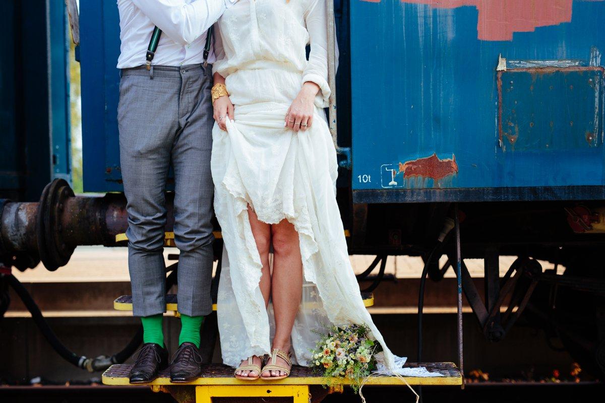 Boho Hippie Hochzeit Bremerhaven 42