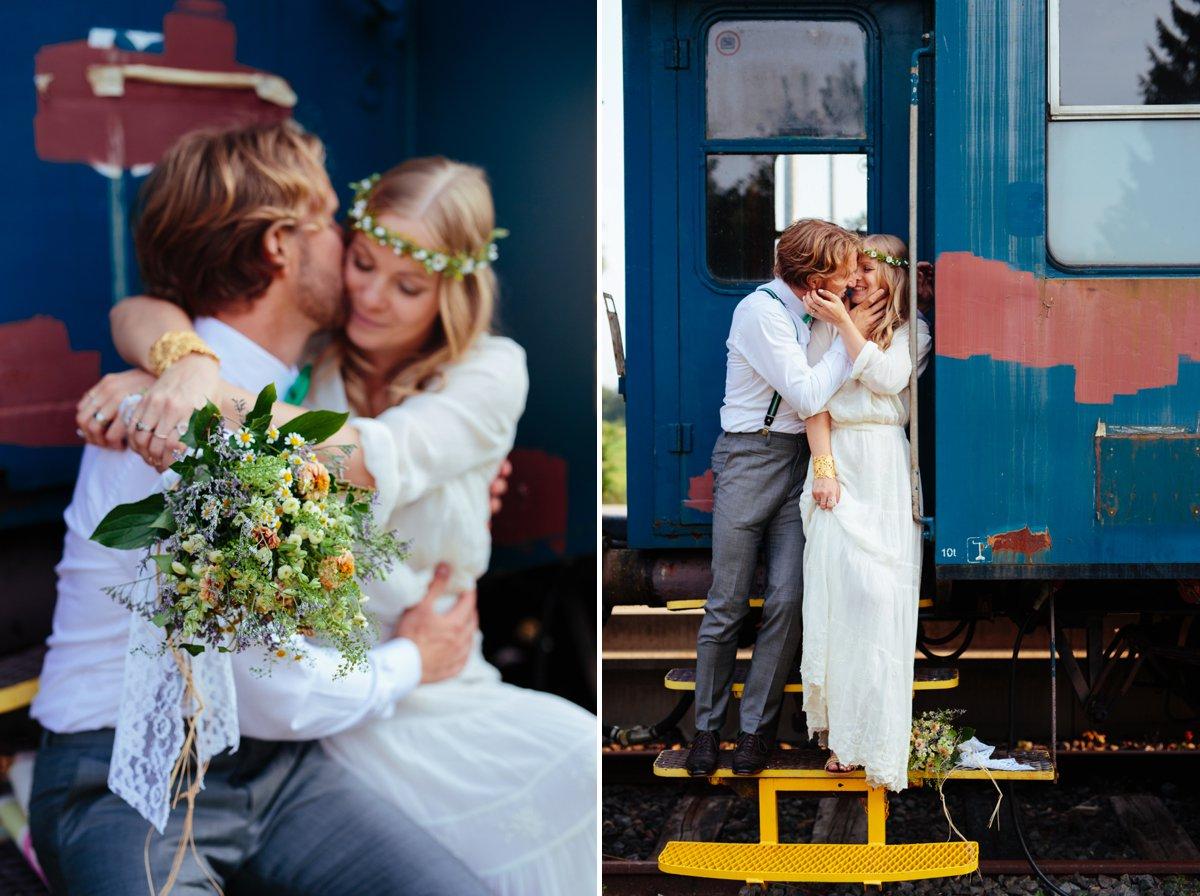 Boho Hippie Hochzeit Bremerhaven 43