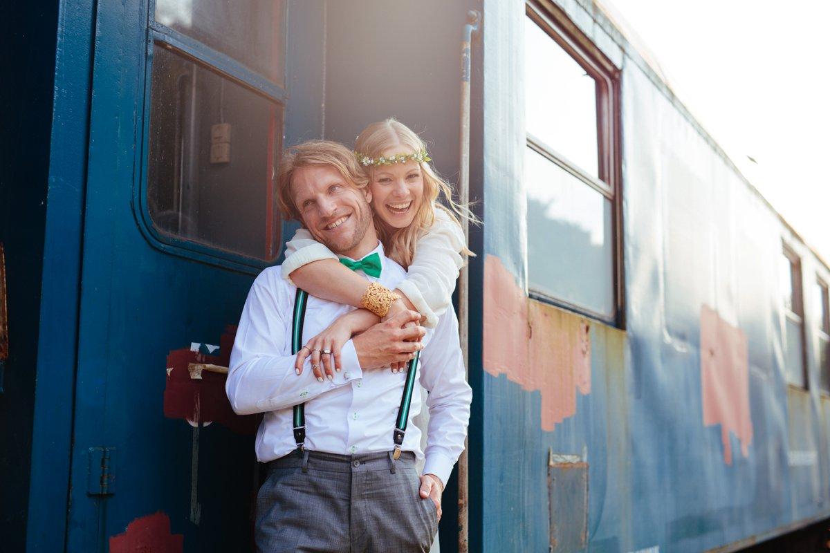 Boho Hippie Hochzeit Bremerhaven 44