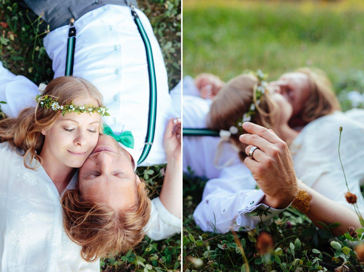 Boho Hippie Hochzeit Bremerhaven 45