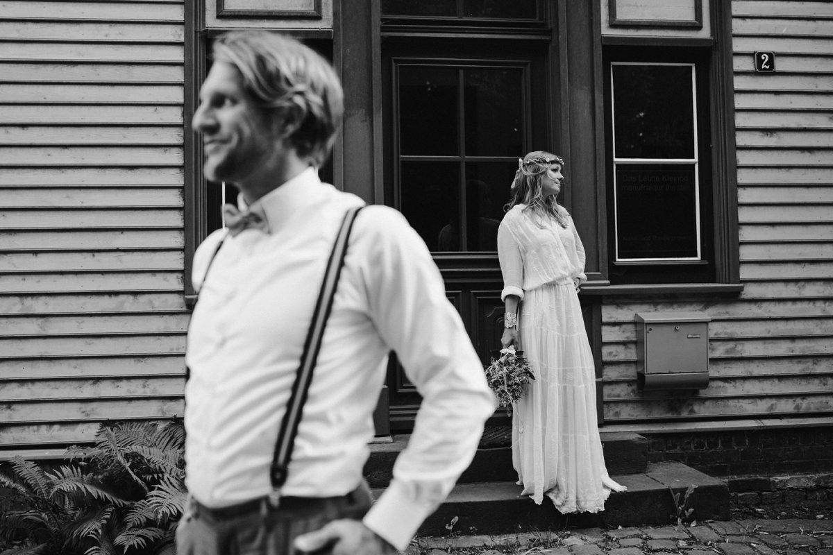 Boho Hippie Hochzeit Bremerhaven 46