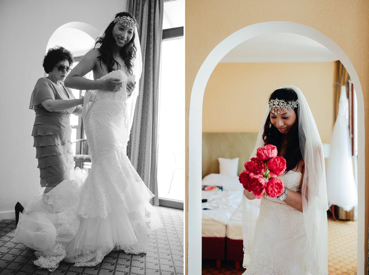 Hochzeit Ruegen Sellin Cliff Hotel 4