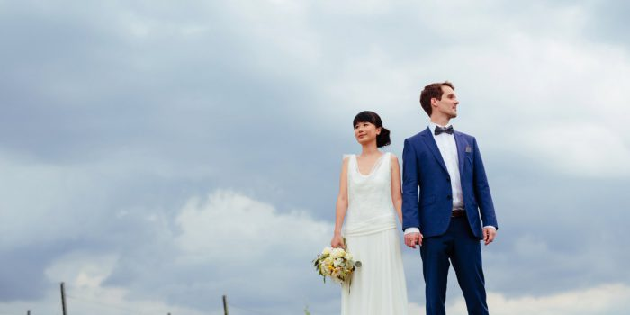 Vinyard wedding in Vienna