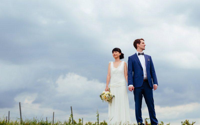Vinyard wedding in Vienna