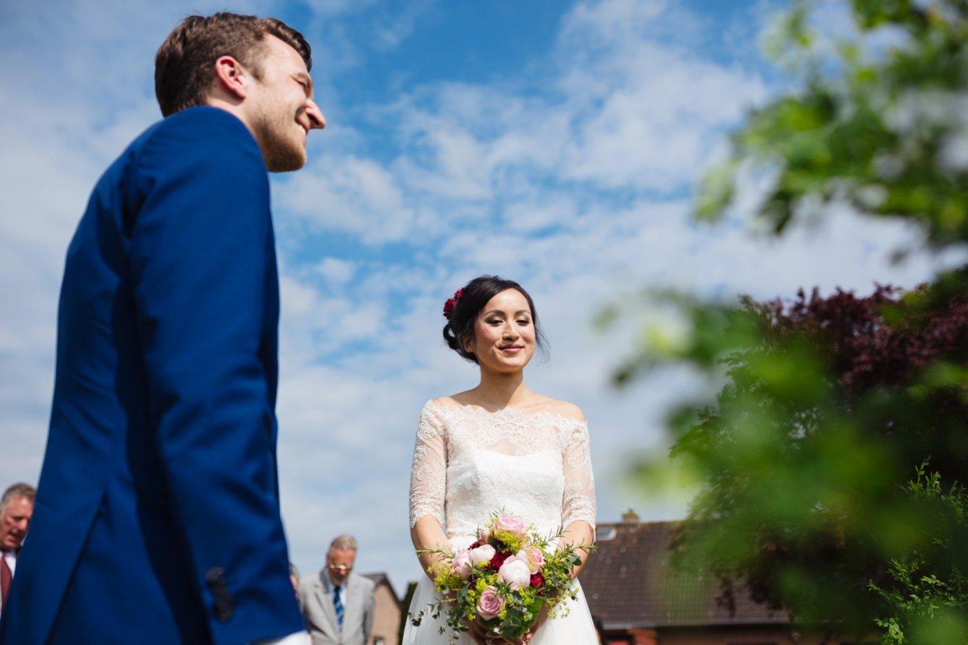 Vietnamesisch deutsche Hochzeit Teezeremonie 14