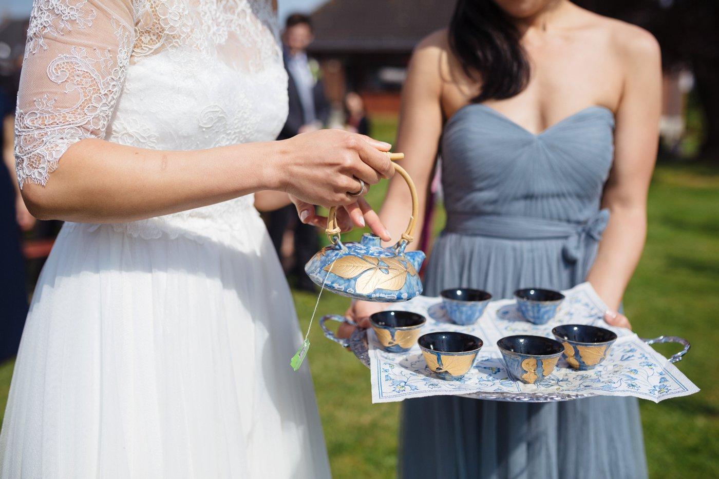 Vietnamesisch deutsche Hochzeit Teezeremonie 17