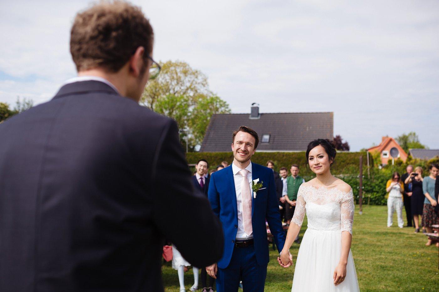 Vietnamesisch deutsche Hochzeit Teezeremonie 19