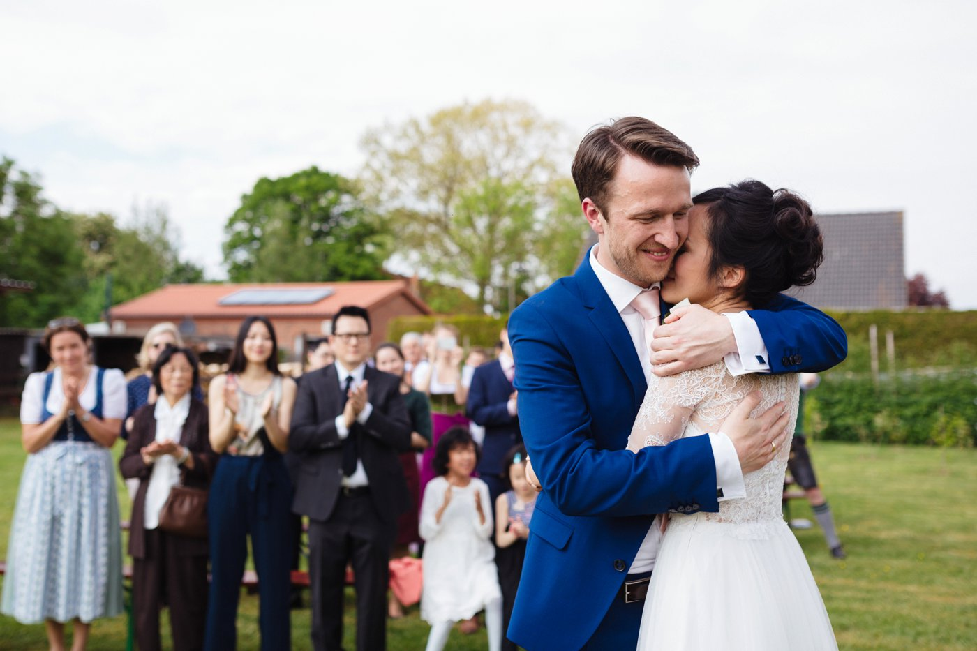 Vietnamesisch deutsche Hochzeit Teezeremonie 21