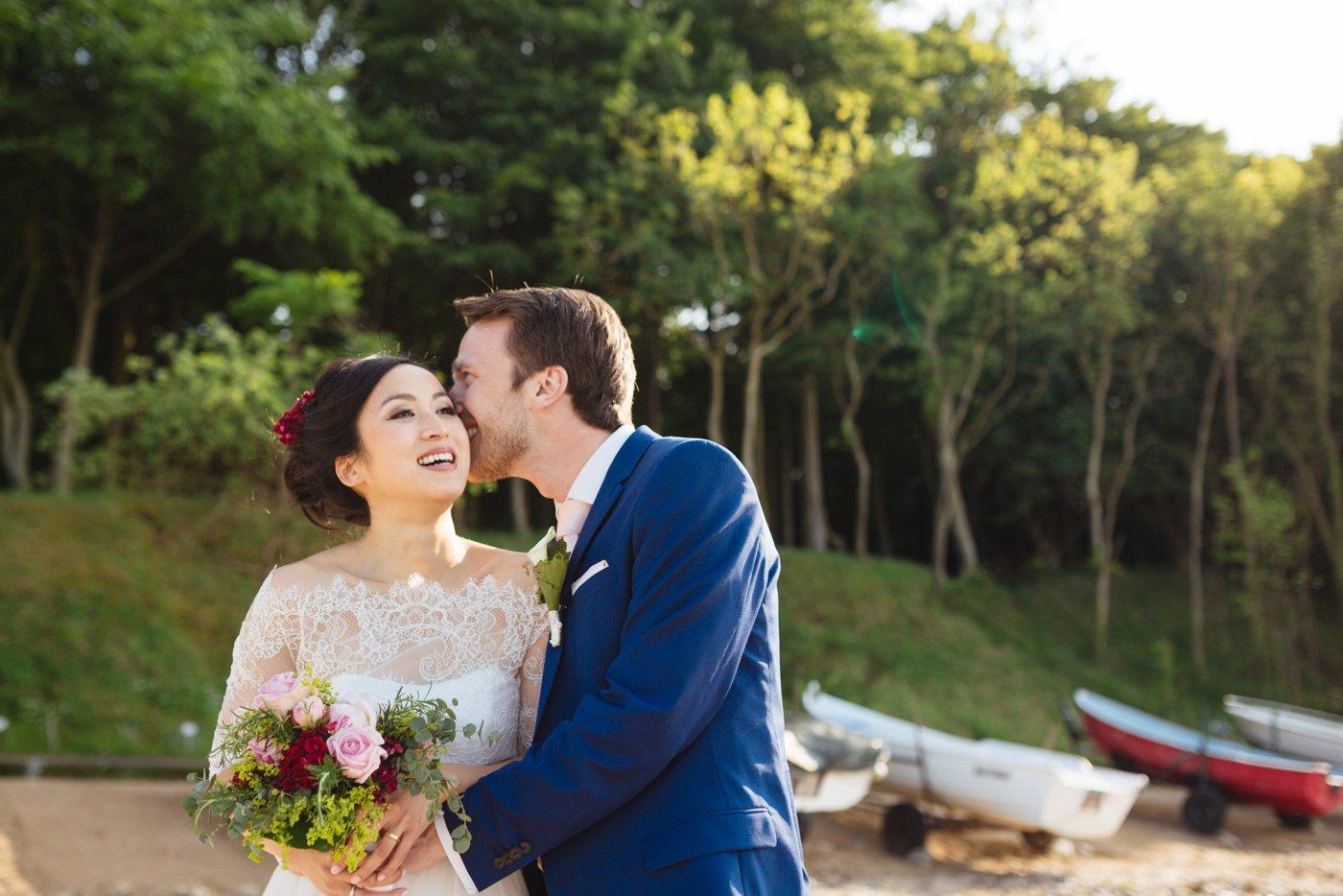 Vietnamesisch deutsche Hochzeit Teezeremonie 38