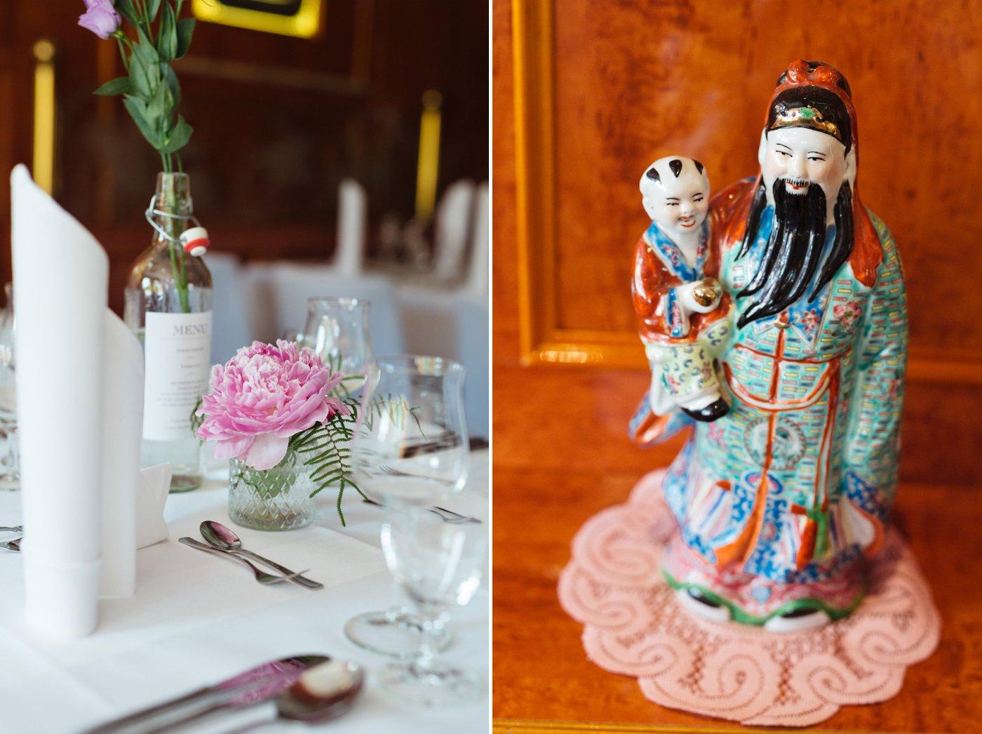 Vietnamesisch deutsche Hochzeit Teezeremonie 45
