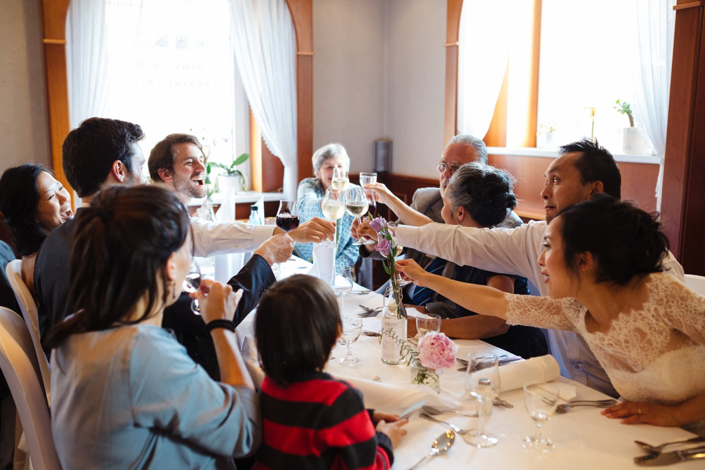 Vietnamesisch deutsche Hochzeit Teezeremonie 46