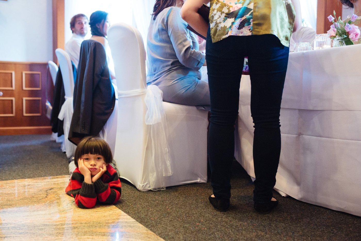 Vietnamesisch deutsche Hochzeit Teezeremonie 47