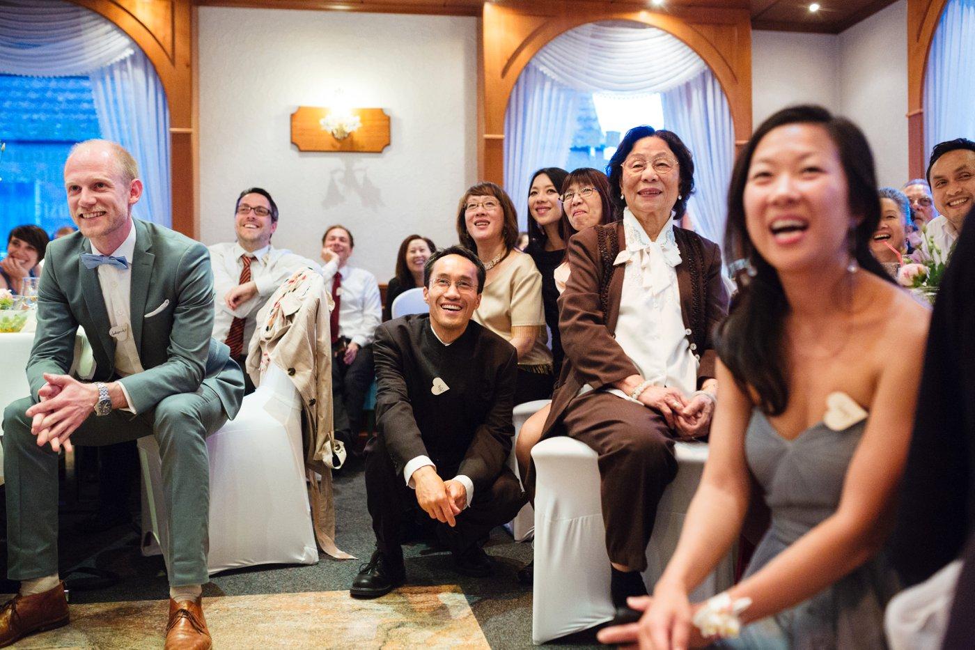 Vietnamesisch deutsche Hochzeit Teezeremonie 53
