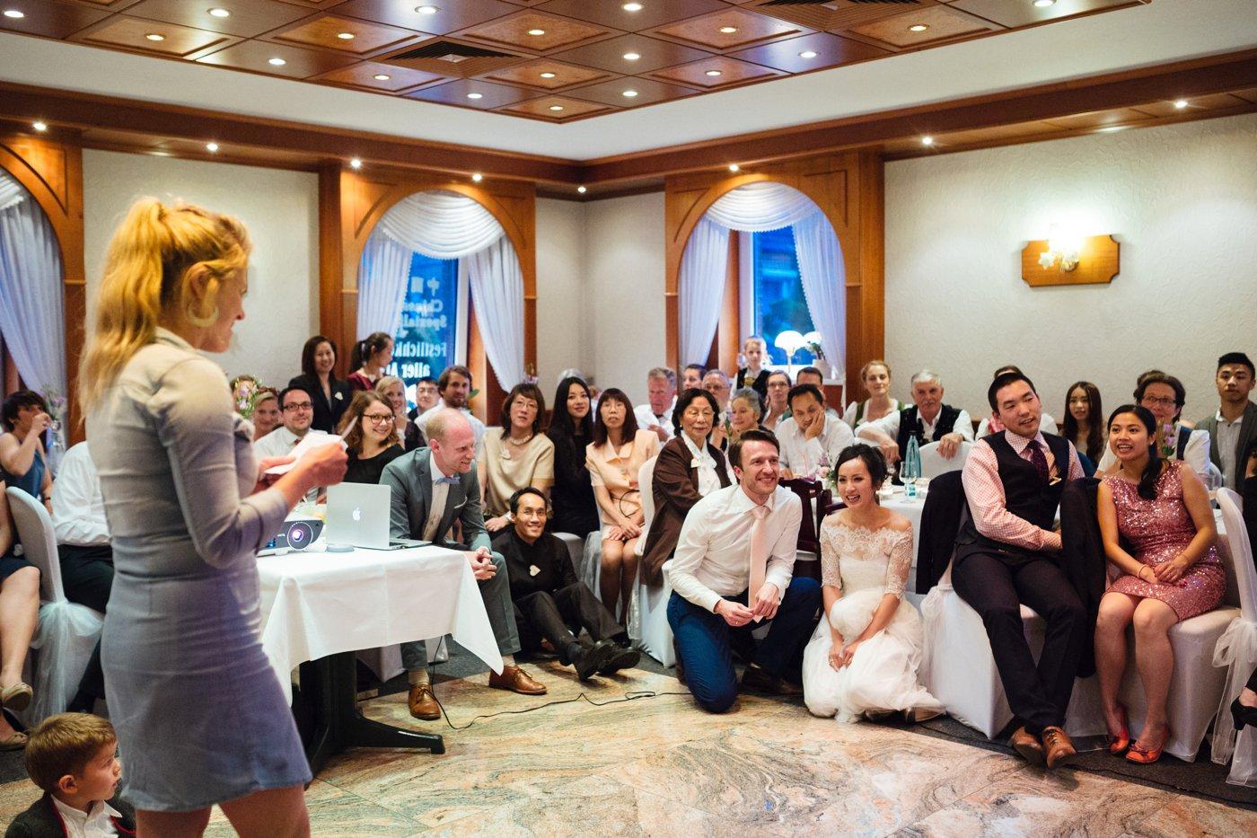Vietnamesisch deutsche Hochzeit Teezeremonie 56