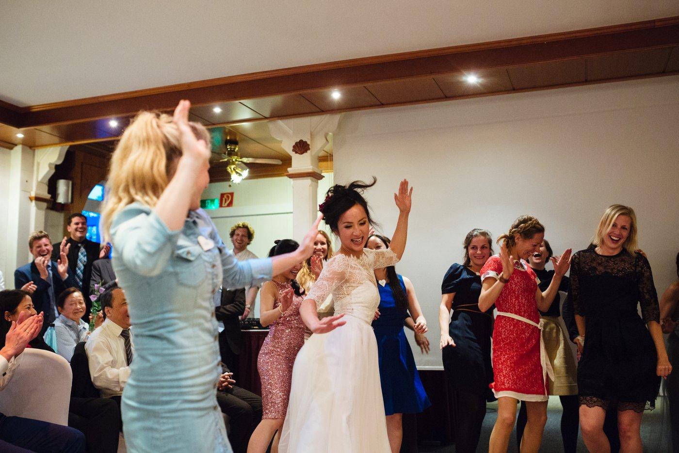 Vietnamesisch deutsche Hochzeit Teezeremonie 57