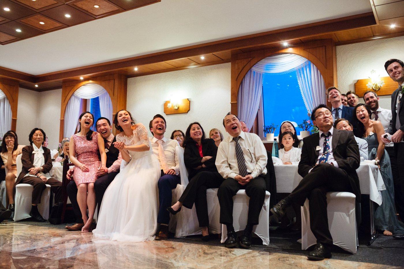 Vietnamesisch deutsche Hochzeit Teezeremonie 59