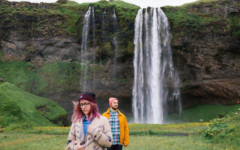 Zwischen Wasserfällen und Gletscherlagunen - eine Woche Island