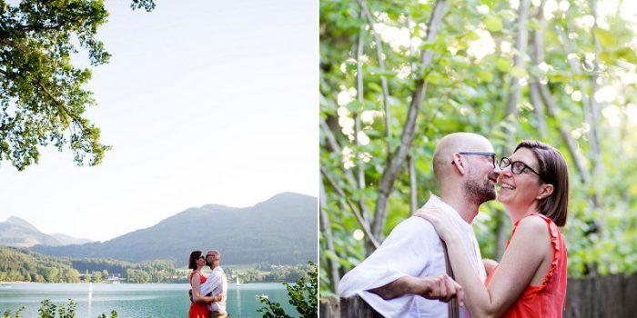 Verlobungsfotos in Fuschl am See