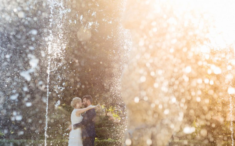 Destination wedding at Villa Giona in Italy