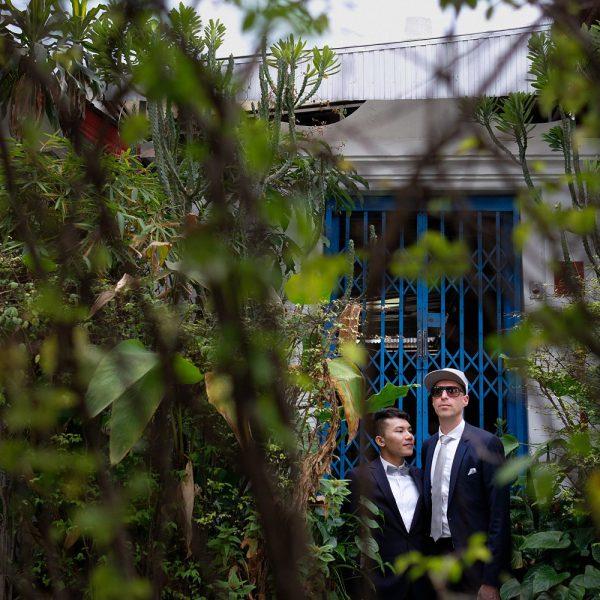 Thai-Deutsche Hochzeit in Bangkok