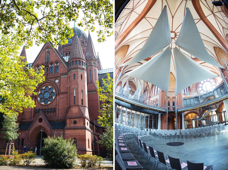 Hochzeit Berlin Patio 16
