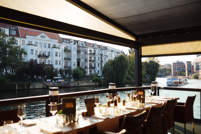 Hochzeit Berlin Patio 55