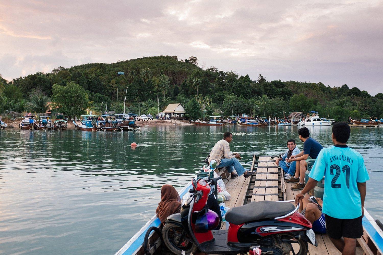 Thailand Koh Jum 3