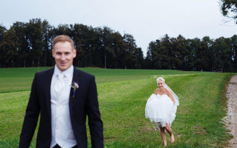 Barfuß nach Italien - Hochzeit auf Ansitz Wartenfels