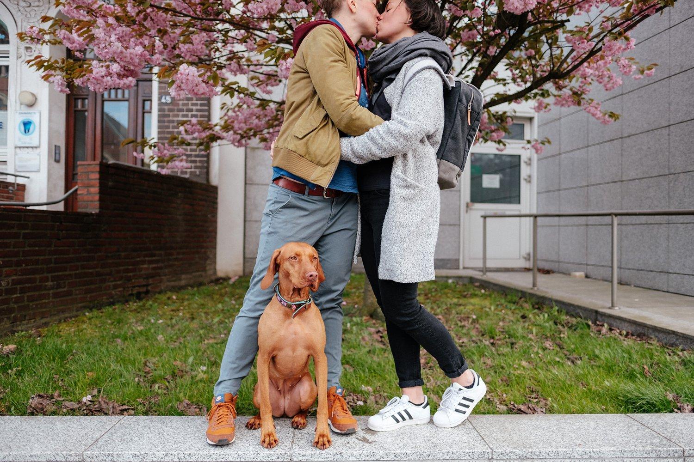 Verlobungsfotos Hamburg Sternschanze 11