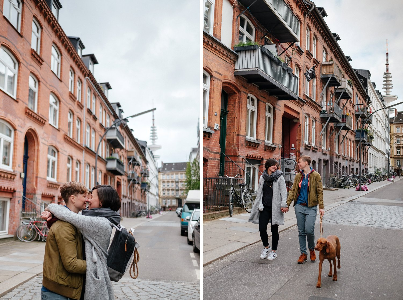 Verlobungsfotos Hamburg Sternschanze 16