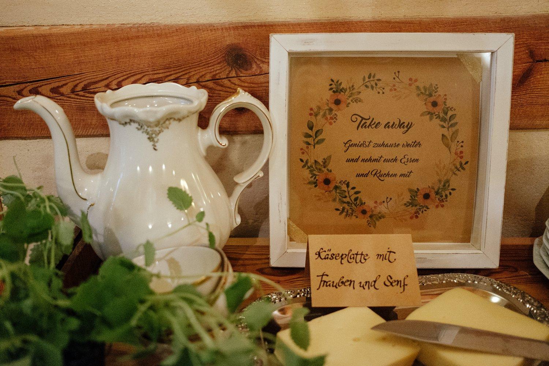Nachhaltige Hochzeit 2