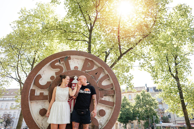 Urbane After Wedding Fotos 15