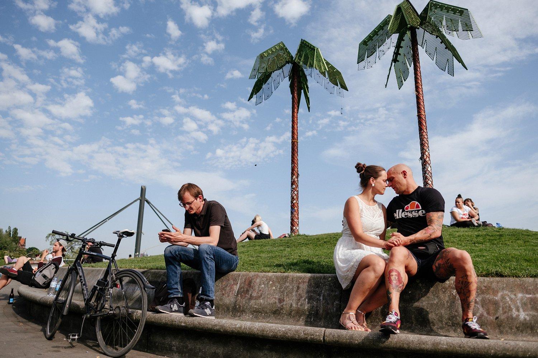 Urbane After Wedding Fotos 45