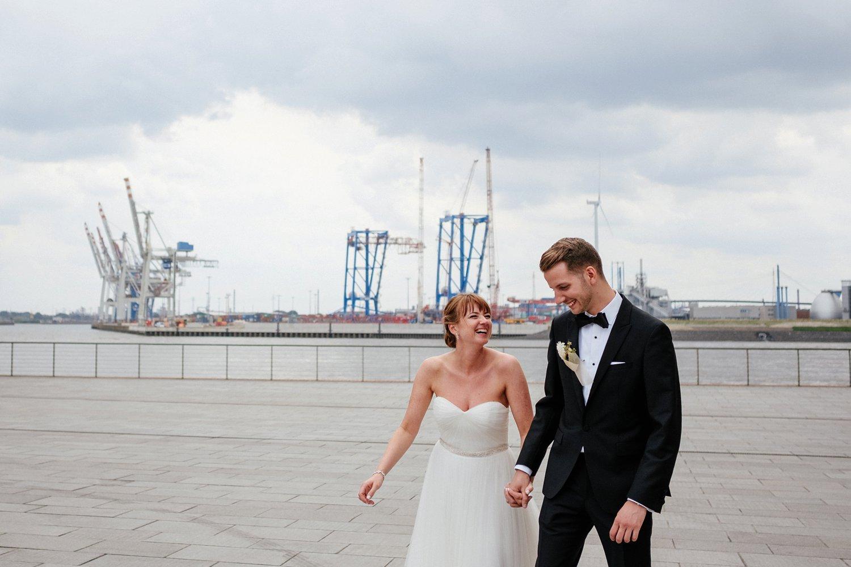 Urbane entspannte Hochzeit 051