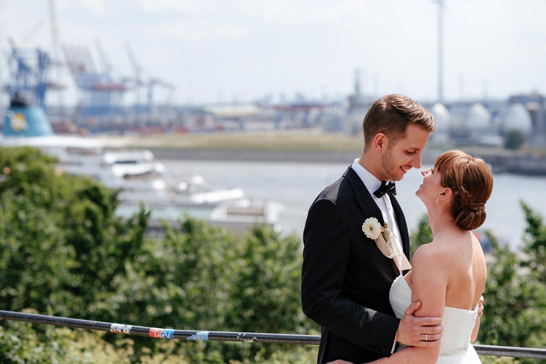 Urbane entspannte Hochzeit 40