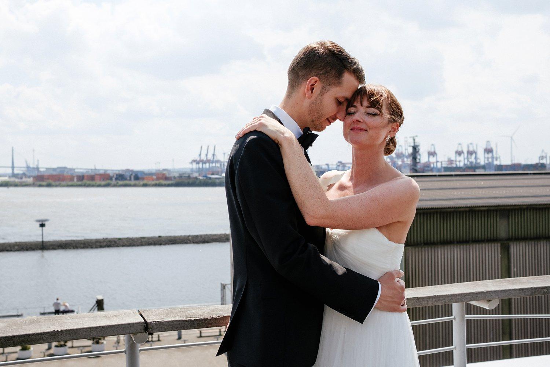 Urbane entspannte Hochzeit 43