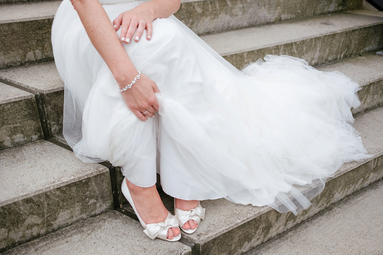 Urbane entspannte Hochzeit 48