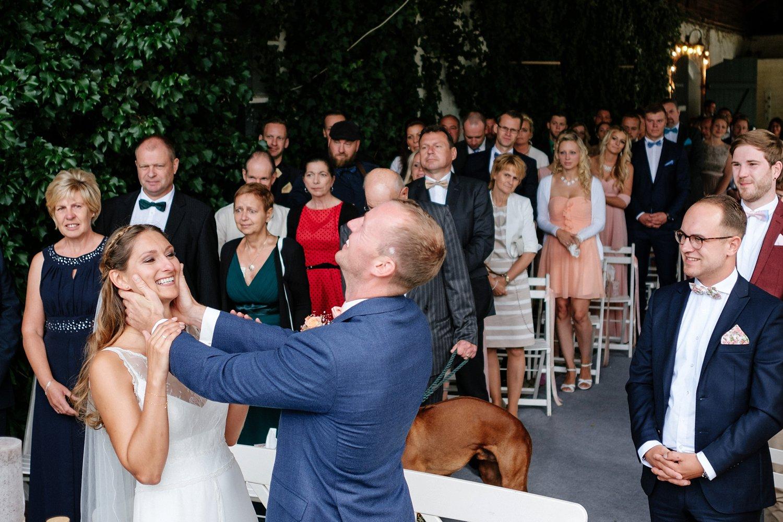 Hochzeit mit Hund freie Trauung 34
