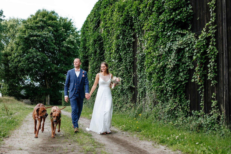 Hochzeit mit Hund freie Trauung 46