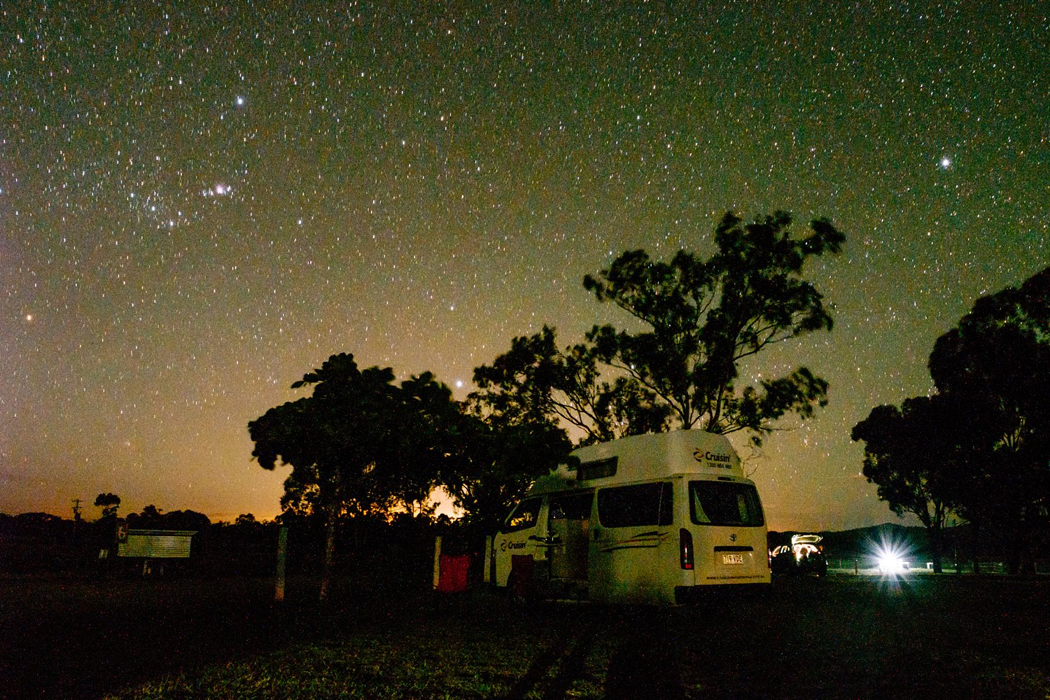 Australien Roadtrip Camping Queensland 79